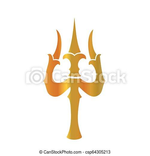 Trishul Images Png - Lord Shiva Trishul Png, Transparent Png , Transparent  Png Image - PNGitem