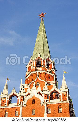 Trinity tower - csp2692622