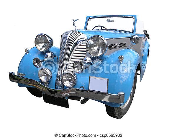Triumph Dolomite  - csp0565903