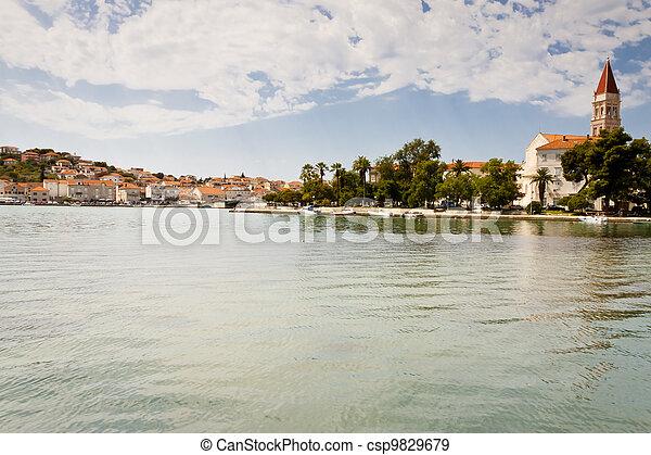Trogir old town - csp9829679
