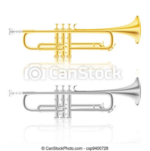 Trompeta - csp9400728