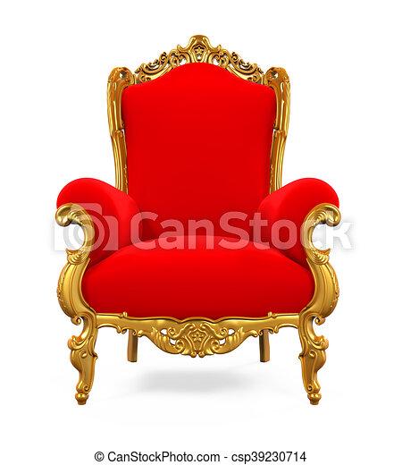 tron kung stol tron kung render isolerat bakgrund