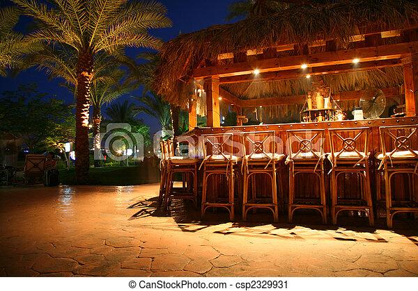 tropical bar - csp2329931