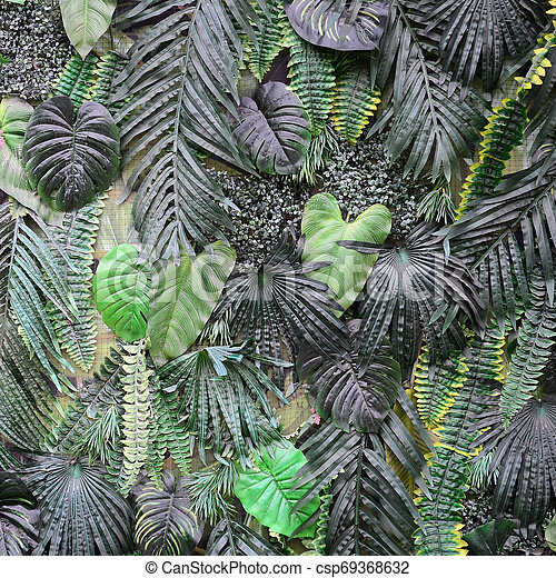 Tropical Green Leaves Background Fern Palm And Monstera Deliciosa Leaf On Wall Floral Jungle Pattern Concept Background Canstock Download the perfect tropical leaves pictures. https www canstockphoto com tropical green leaves background fern 69368632 html