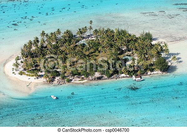 Tropical Island - csp0046700