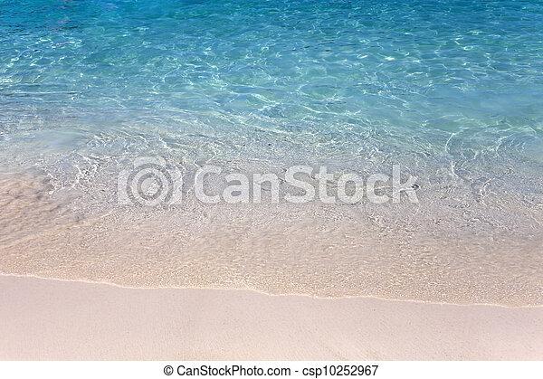 tropical sea beach - csp10252967