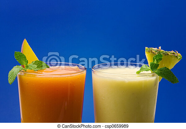 Tropical smoothie - csp0659989