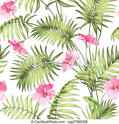 Tropicale, Jungle., Fiori