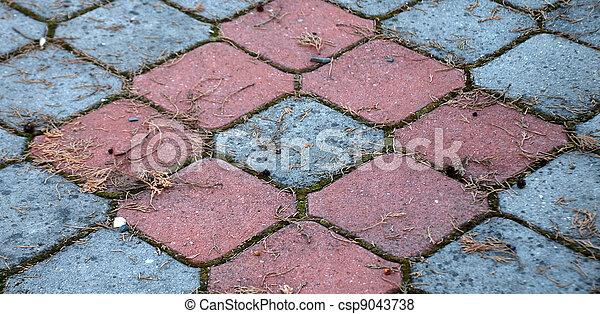 trottoir - csp9043738