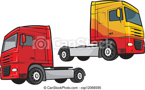 truck and lorry - csp12066595
