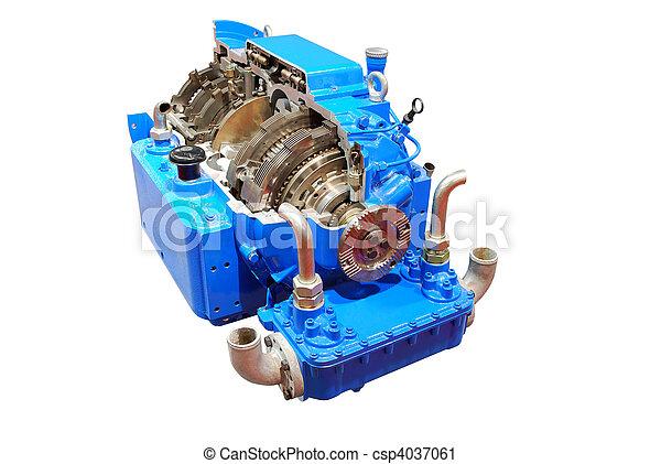 truck automatic transmission - csp4037061