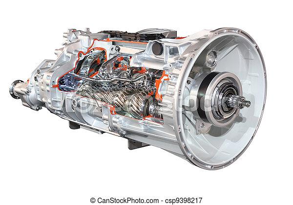 truck automatic transmission - csp9398217