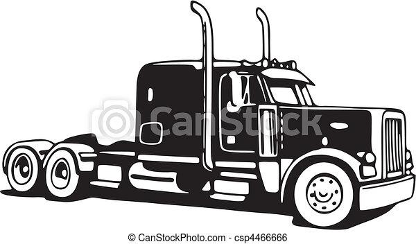 Truck - csp4466666