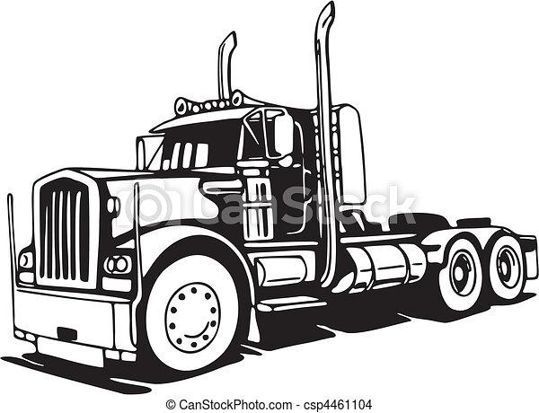 Truck - csp4461104