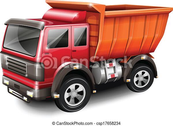Truck - csp17658234