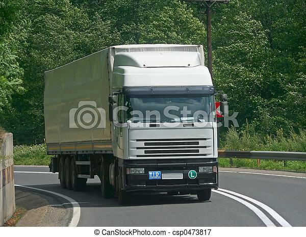 Truck - csp0473817