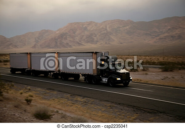 truck - csp2235041