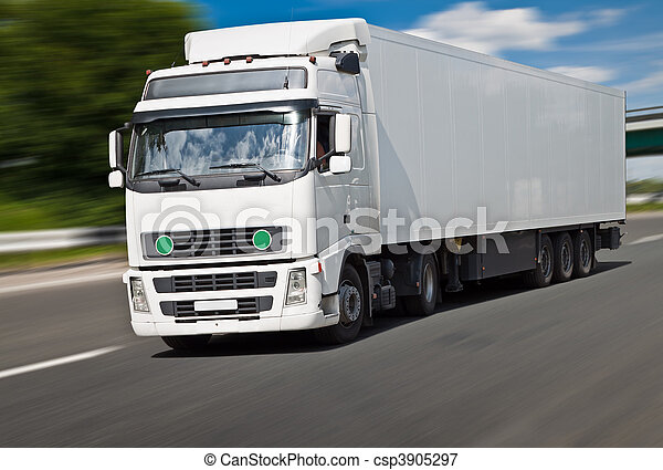 Truck - csp3905297