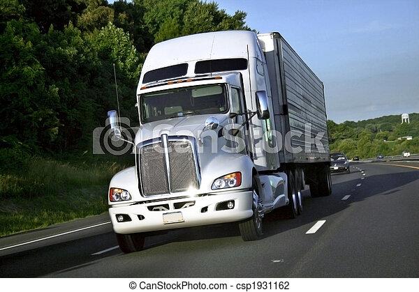 Truck - csp1931162