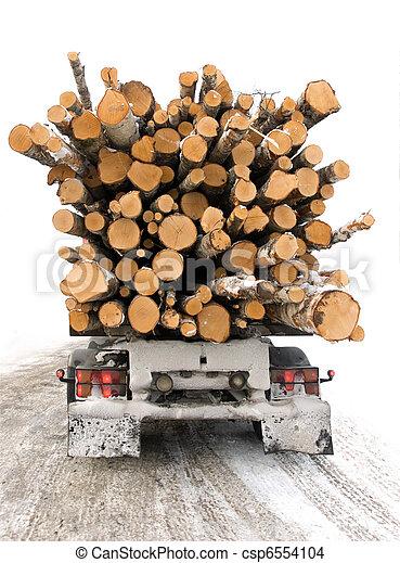 Truck - csp6554104