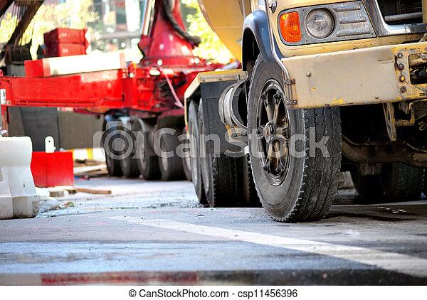Truck - csp11456396