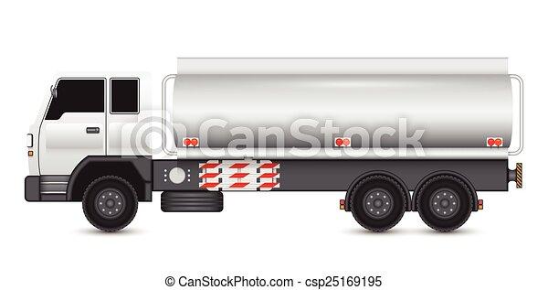 Truck tank - csp25169195