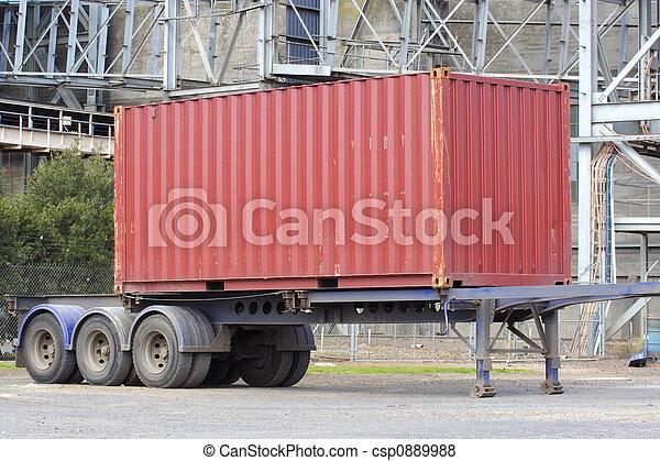 Truck trailer - csp0889988