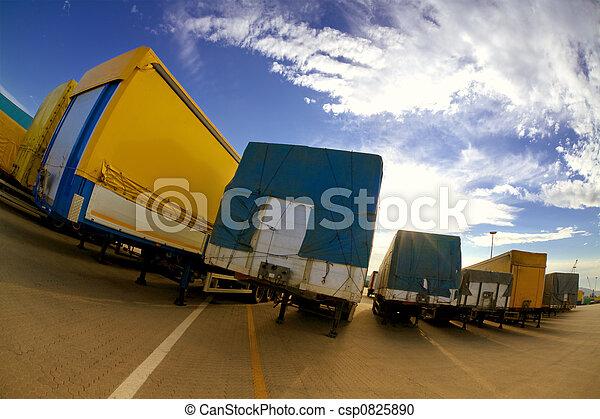 trucking industry - csp0825890