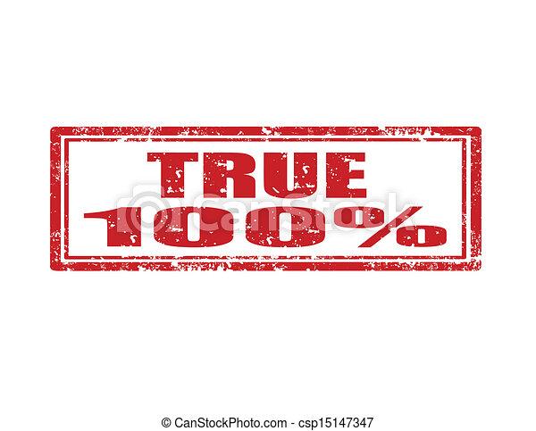 True-stamp - csp15147347