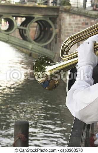 trumpet - csp0368578