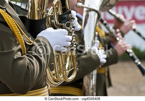 Trumpeters - csp6345408