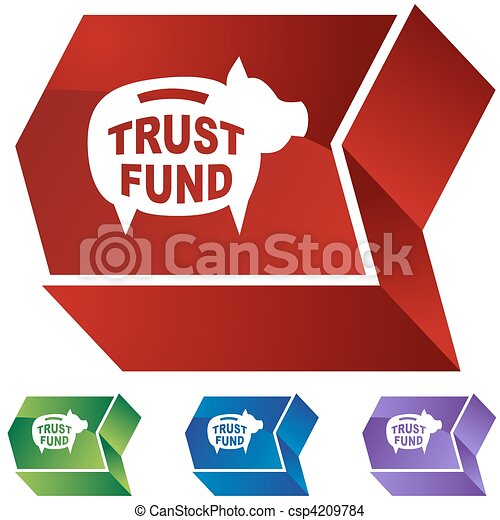 Trust Fund - csp4209784