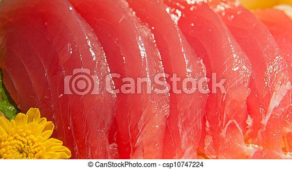 tuńczyk, sashimi - csp10747224