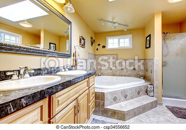 tub salle bains style bain jacuzzi luxe salle bains brillant bath style jacuzzi. Black Bedroom Furniture Sets. Home Design Ideas