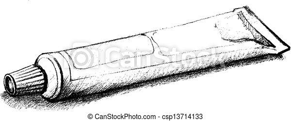 tube - csp13714133