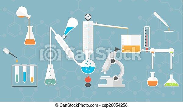 Tube Lab - csp26054258
