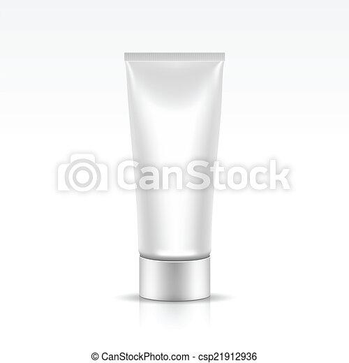 Tubo para el paquete cosmético - csp21912936