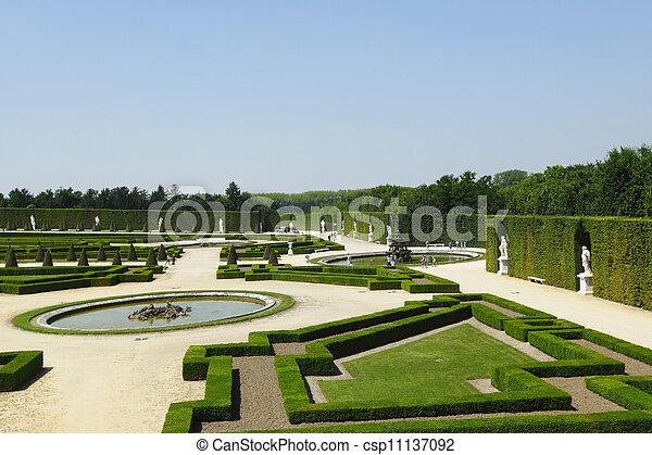 Tuinen Versailles Frankrijk