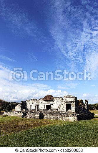 Tulum ruins - csp8200653
