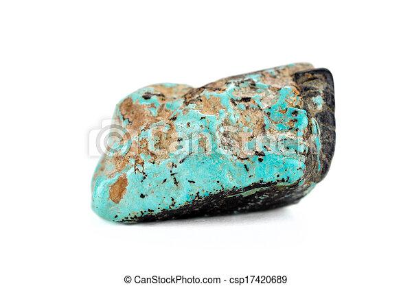 turkos sten
