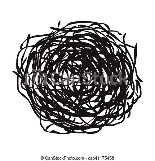 tumbleweed icon in black style isolated on white background rh canstockphoto ca tumbleweed clip tumbleweed clipart black and white