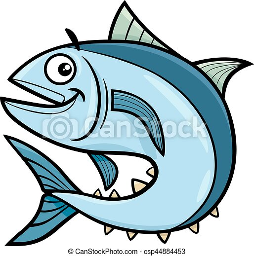 tuna fish cartoon character cartoon illustration of tuna clipart rh canstockphoto com character clipart free character clip art free