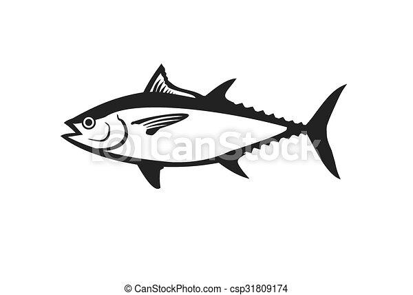 Tuna - csp31809174