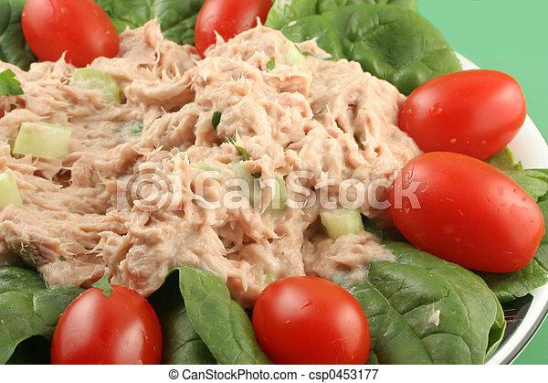 tuna salad - csp0453177