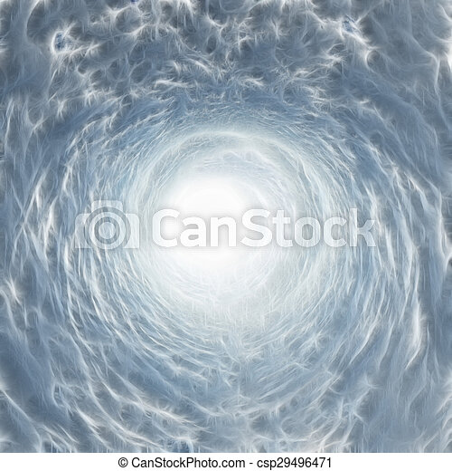 Tunnel of Light - csp29496471