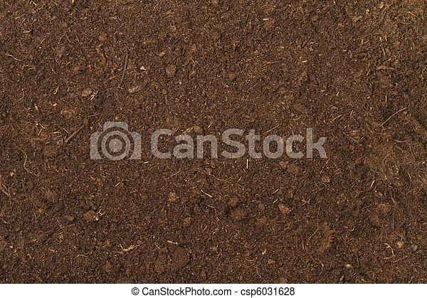 Peat suelo - csp6031628