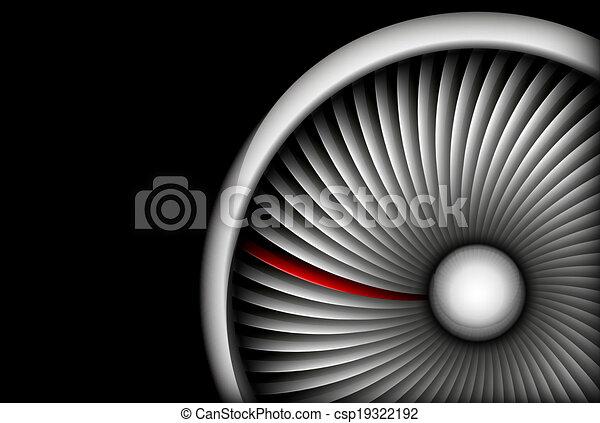 turbine - csp19322192
