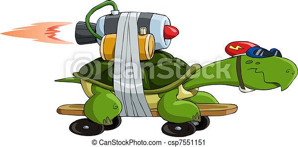 Turbo turtle - csp7551151