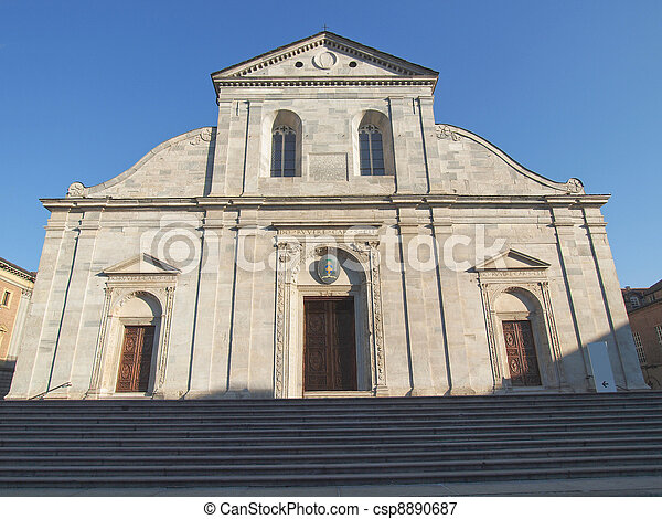 Turin Cathedral - csp8890687