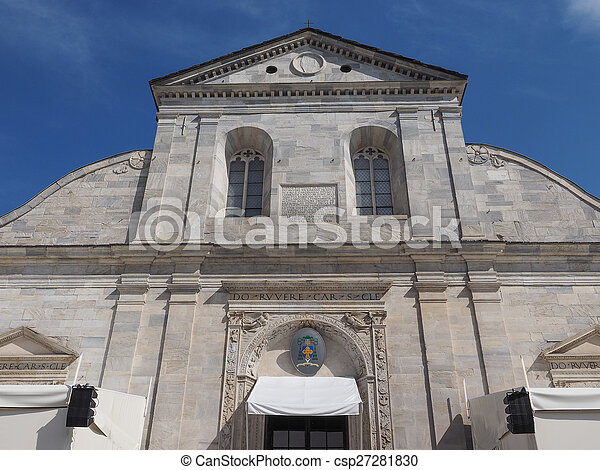 Turin Cathedral - csp27281830